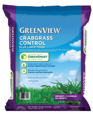 Jonathan Green Crabgrass Control plus Lawn Food