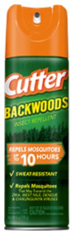 Cutter Backwoods Unscented Insect Repellent - 6oz