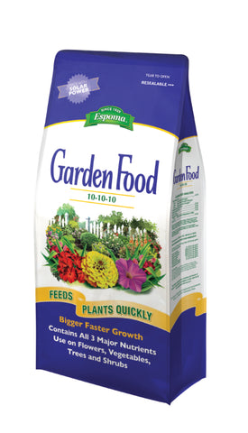 Espoma Garden Food All-Natural Plant Food 10-10-10 (6.75lbs.)