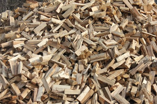 Seasoned Firewood - 1/2 CORD