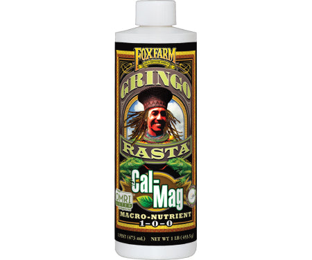 Fox Farm Gringo Rasta Cal-Mag (16oz)