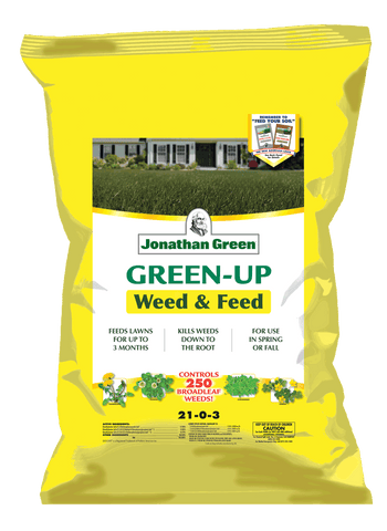 Jonathan Green Green-Up Weed & Feed Lawn Fertilizer (45lbs.)
