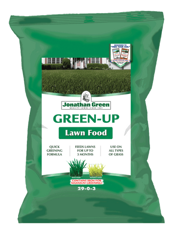 Jonathan Green Green-Up Lawn Food - Multiple Sizes