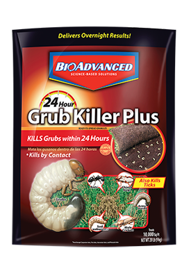 Grub Control 24 Hour - 10 lb bag