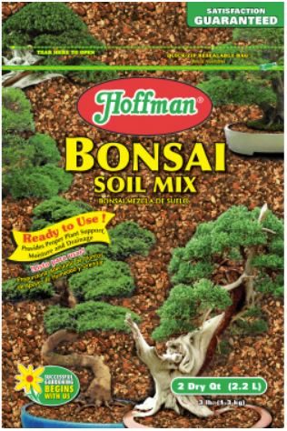 Bonsai Soil Mix - 2qt