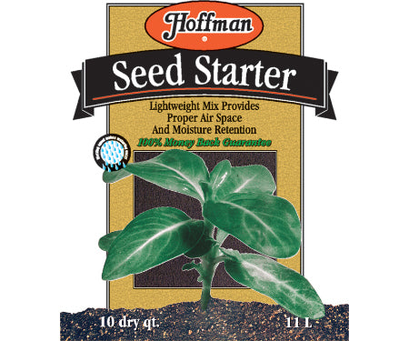 Hoffman Seed Starter Planting Mix 10qt