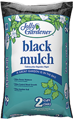 Black Mulch - 2 cu ft bag