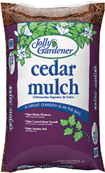 Cedar Mulch - 2 cu ft bag