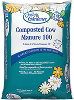Jolly Gardener Composted Cow Manure