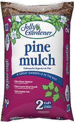 Pine Mulch - 2 cu ft bag