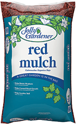 Red Mulch - 2 cu ft bag