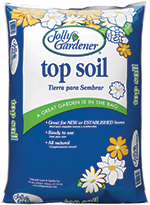 Top Soil - 1 cu ft bag