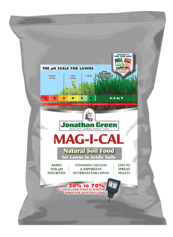 Mag-I-Cal Natural Soil Food for Acidic Lawns