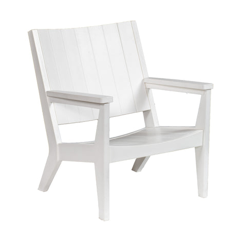 Berlin Gardens Mayhew Chat Chair - Dining Height