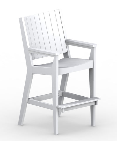 Berlin Gardens Mayhew Chat XT (Extra Tall) Chair