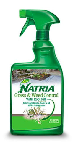Natria Grass & Weed Control with Root Kill