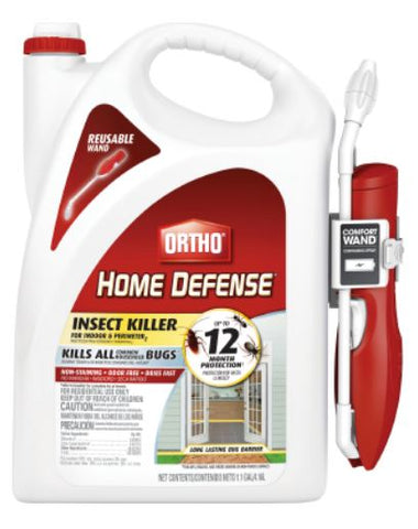 Ortho Home Defense Insect Killer Ready-To-Use with wand - 1.1gal