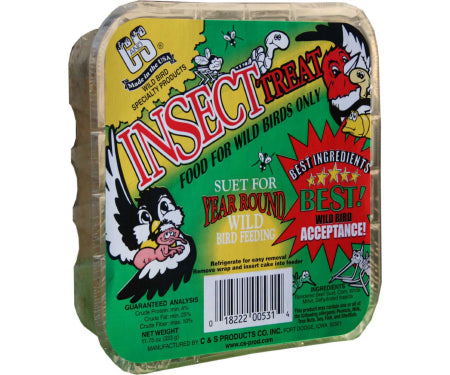 Suet Insect Treat 11.75oz