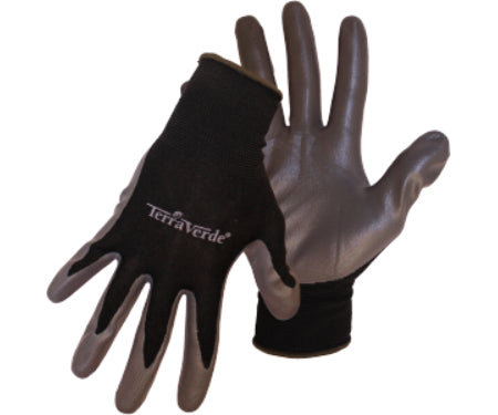Glove Jardin Nitrile Coated Palm