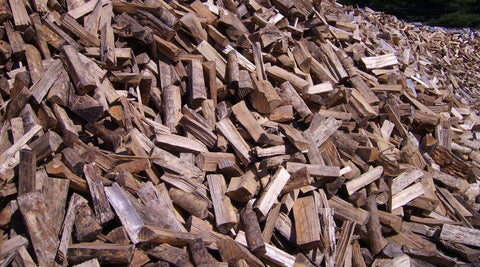 Semi-Seasoned Firewood - 1/2 CORD
