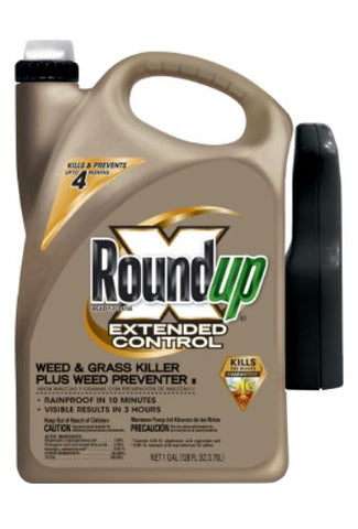 Roundup Extended Control Plus Weed Preventer Ready-To-Use