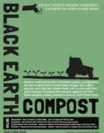 Black Earth Compost - 1 cu ft bag