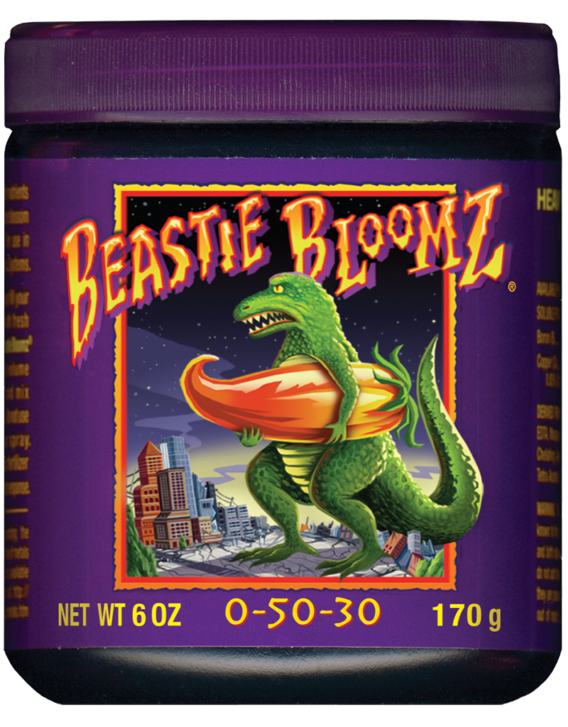 Beastie Bloomz Soluble Fertlizer - 6 oz