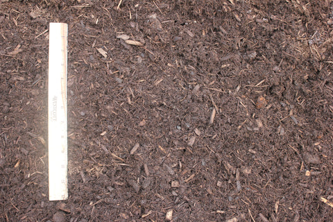 Dark Pine Mulch - per yard