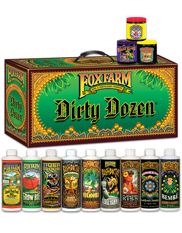 Dirty Dozen Starter Kit - 12 Pack