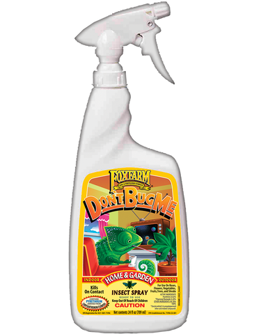 Fox Farm Don't Bug Me Insect Spray - Ready to Use - 24 oz
