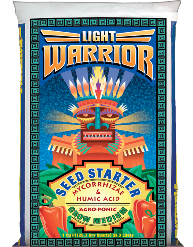 Light Warrior Seed Starter - 1 cu ft