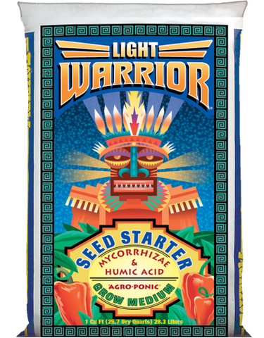 Light Warrior Seed Starter Planting Mix - 1 cu. ft.