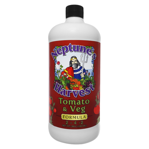 Neptune's Harvest Tomato & Veg Formula - Multiple Sizes