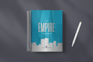 The Empire Planner (Multiple Colors)
