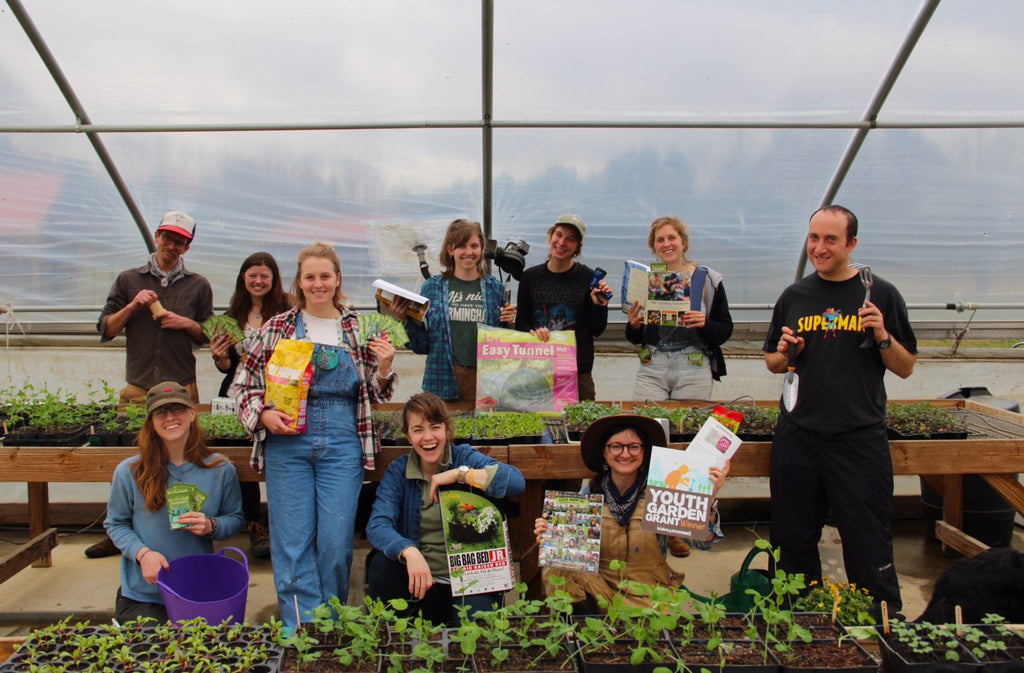 GROW INSPIRED: KIDSGARDENING PROVIDES RESOURCES TO GET CHILDREN OUT IN THE DIRT