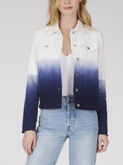525 America Dip Dye Denim Jacket