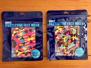 Village Vogue 3D Camo Print Masks