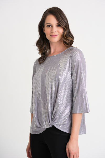 Joseph Ribkoff Top Style 204291. Village Vogue