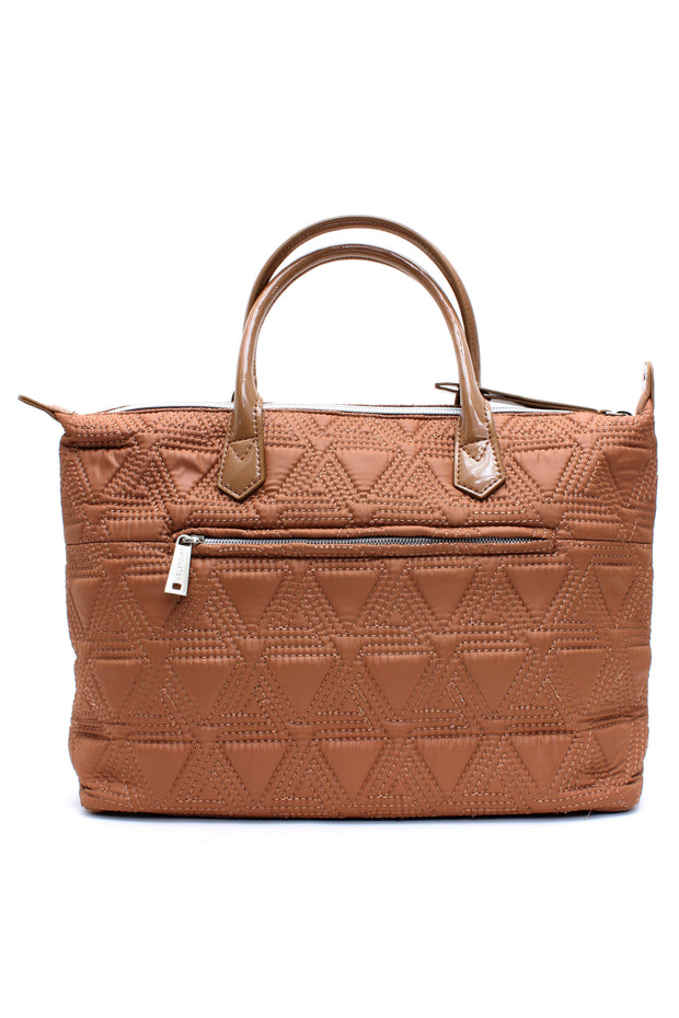Lancaster Quilted Tote