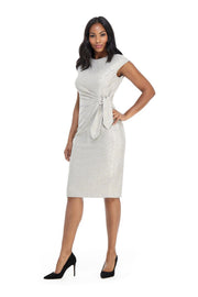 London Times Katina Sheath Dress