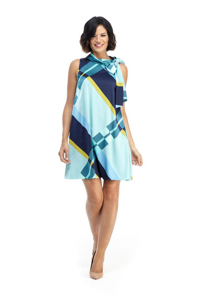 London Times Mattie A-Line Dress