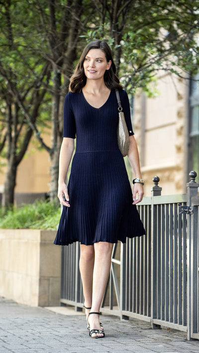 Biana Maya Knit Dress