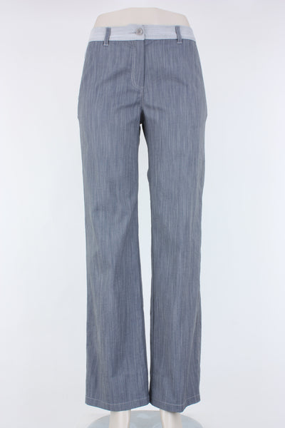 Symphony + Note Denim Trouser