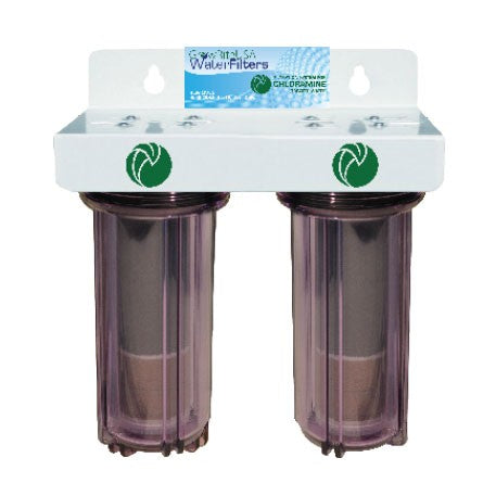 Grow2o Garden Water Filter for Chloramine Treated Municipal or Well Water (Indoor/Outdoor System)