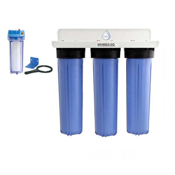WHBB3-20A Arsenic Well Water Filtration System