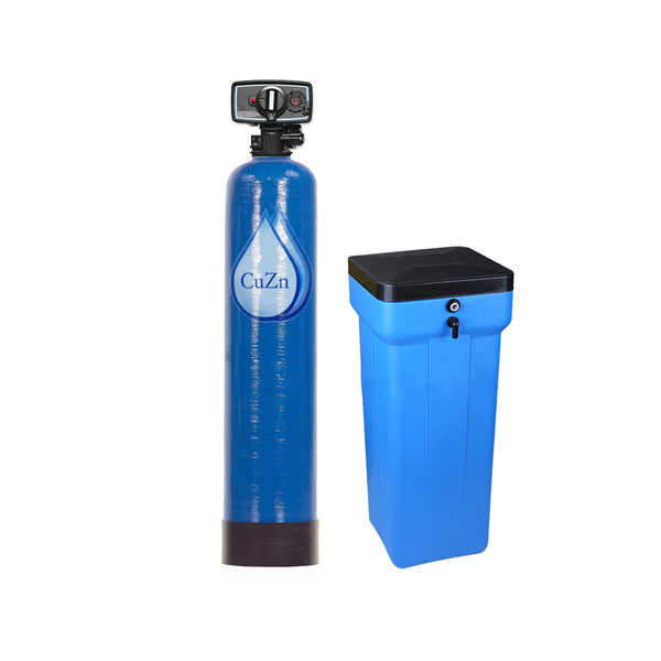 WHWSS-BW Traditional Ion Exchange, Salt Based Water Softening System