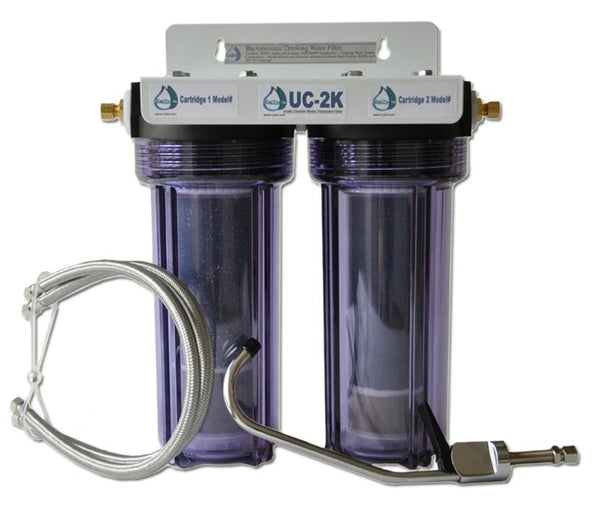 UC-2K Under Counter Water Filtration System