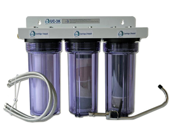 UC-3K Under Counter Water Filtration System