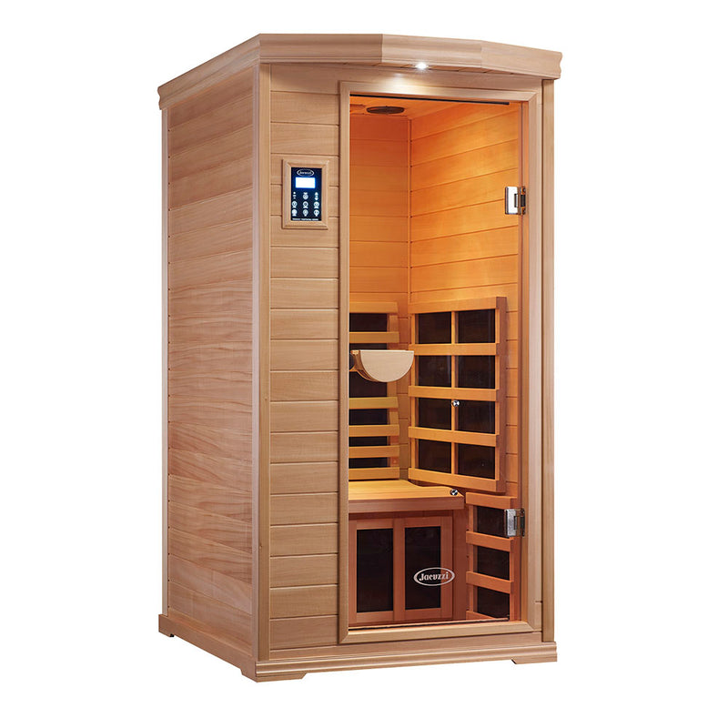 PREMIER IS-1 FAR INFRARED SAUNA (1 Person)