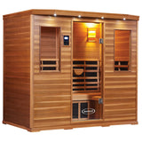 Clearlight® PREMIER IS-5 FAR INFRARED SAUNA (5 Person)